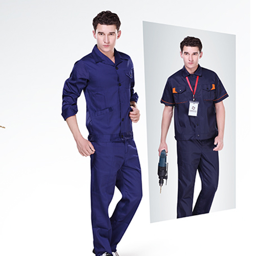 Factory Worker Uniform