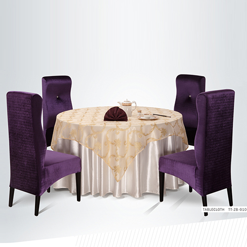 Modern Banquet Round Table Cloth