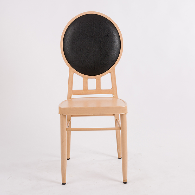European Style Round Back Chair