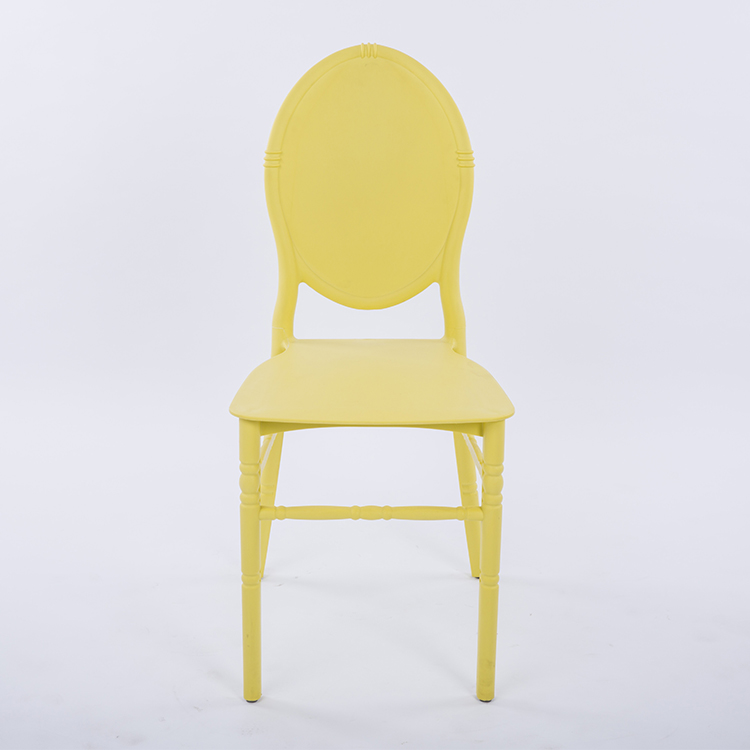 Plastic Ghost Chair